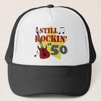 Still Rockin' At 50 Trucker Hat