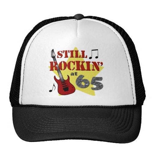 Still Rockin' at 65 Trucker Hat