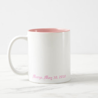 Still Sexy at Sixty! Two-Tone Mug