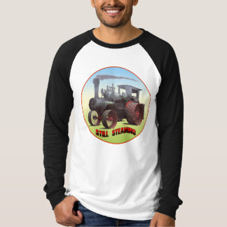 Still Steaming Traction Engine T-Shirt