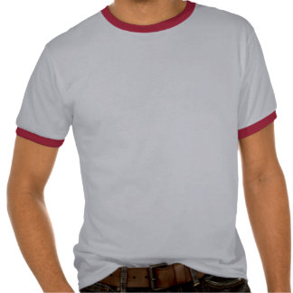Still trying to decide Gray Red T-Shirt