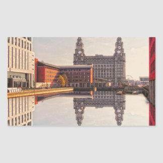 Still Waters.jpg Rectangular Sticker