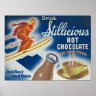 Stillicious Hot Chocolate Poster
