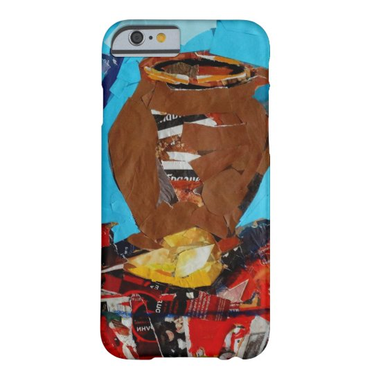 Stilllife collage iPhone 6/6s, Barely There Barely There iPhone 6 Case