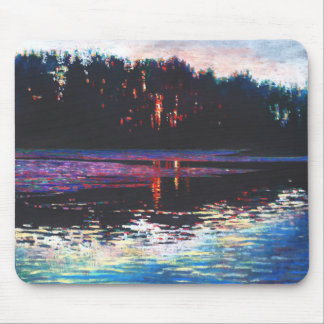 Stillness in the midst 2013 mouse pad