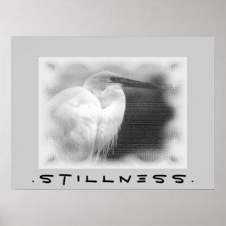 Stillness Poster