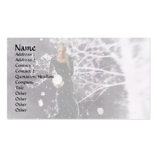 Stillness Within Pack Of Standard Business Cards