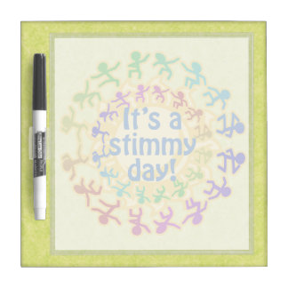 Stimmy Day Small Dry Erase Board
