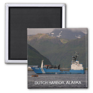Stimson, Alaska State Troopers Magnet