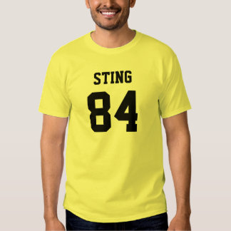 Sting, 84 Champs Shirts