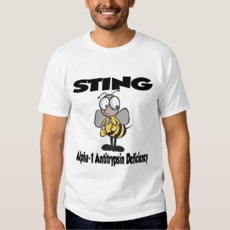 STING Alpha-1 Antitrypsin Deficiency T Shirt