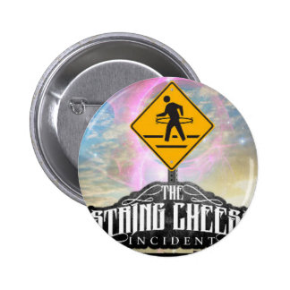 Sting Cheese Incident Round Button