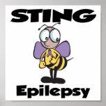 STING Epilepsy Posters