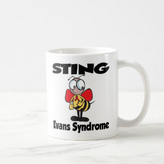 STING Evans Syndrome Mugs