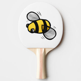 Sting Like a Bee Ping Pong Paddle