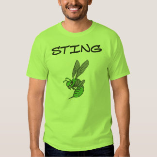 sting logo items t shirt
