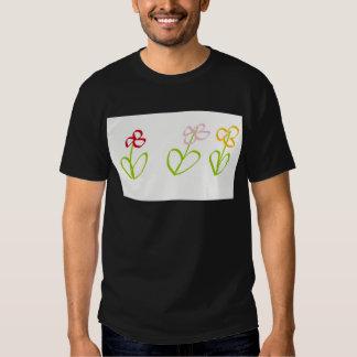 Sting man's garden shirt