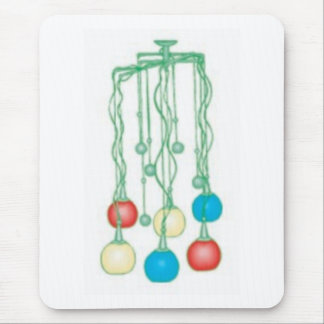 Sting of Bulbs Mouse Pad