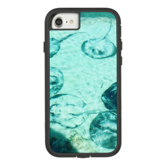 Sting rays in Xcaret , Mexico Case-Mate Tough Extreme iPhone 8/7 Case