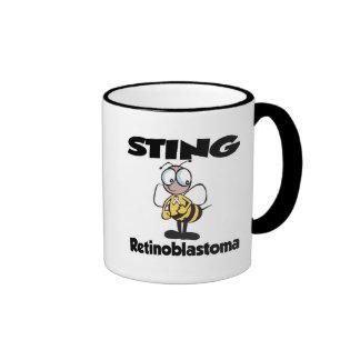 STING Retinoblastoma Coffee Mugs