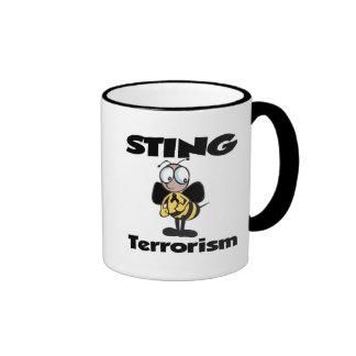 STING Terrorism Mug