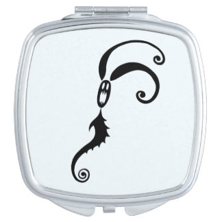Sting the Shadow Rabbit Mirror For Makeup