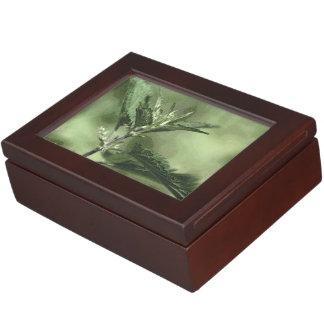 Stinging nettle keepsake box