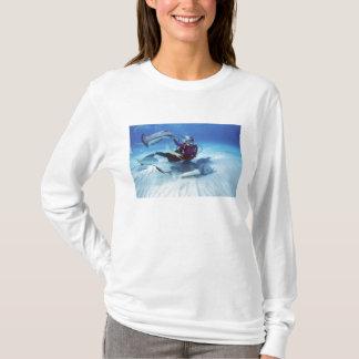 Stingray City, Grand Cayman, Cayman Islands, T-Shirt