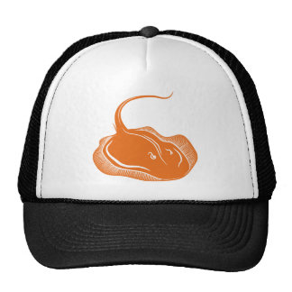 Stingray Fish Cap