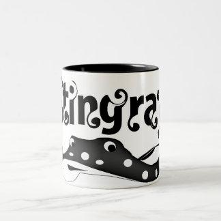 Stingray Two-Tone Mug