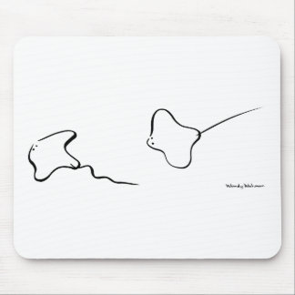 Stingrays Mouse Pad