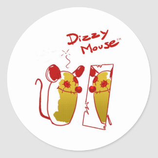 "Stings Dizzy Mouse - ""Mirror Mouse""."