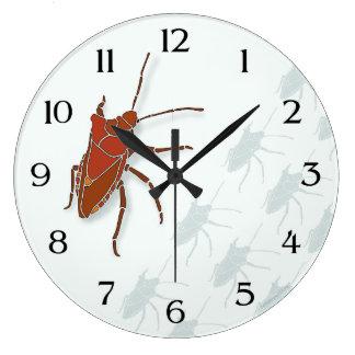 Stink Bug Clock