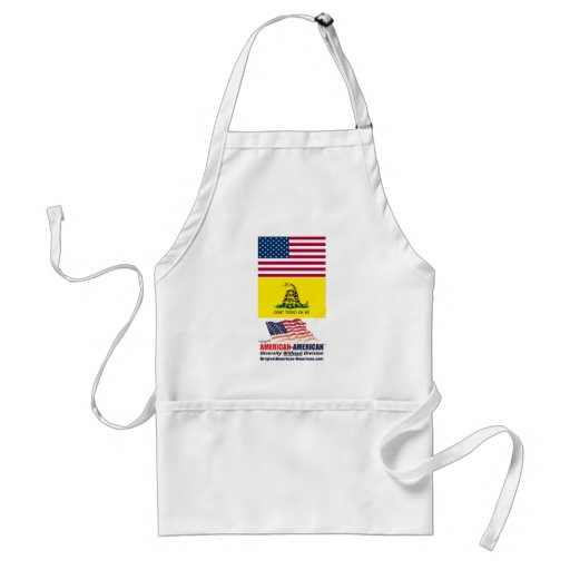 Stink Bugs Don't Tread on Me Aprons