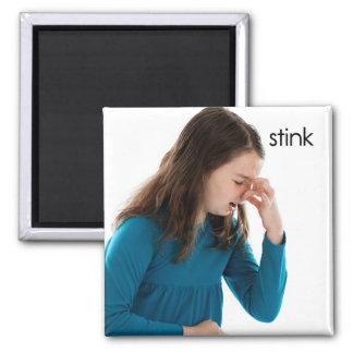 Stink Refrigerator Magnet