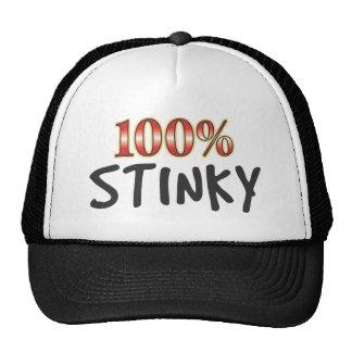 Stinky 100 Percent Trucker Hat
