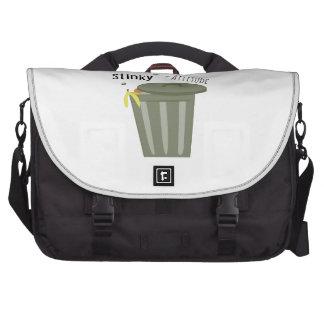 Stinky Attitude Commuter Bag