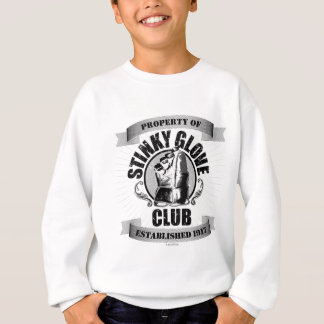 Stinky Glove Club (Hockey) Sweatshirt