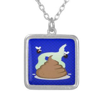 Stinky Poo; Blue Custom Jewelry