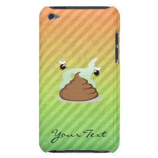 Stinky Poo design Barely There iPod Cover