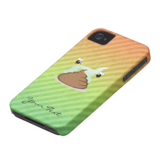 Stinky Poo design Case-Mate iPhone 4 Case