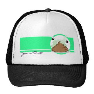 Stinky Poo design Hats