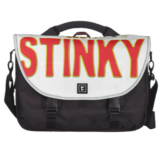 Stinky Star Tag Bag For Laptop