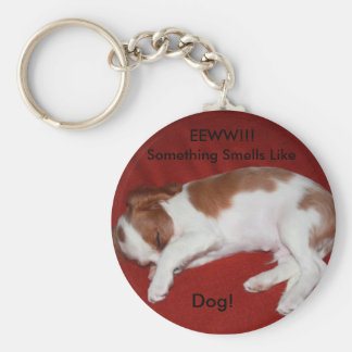Stinnky Dog Keychain