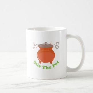 Stir The Pot Coffee Mug