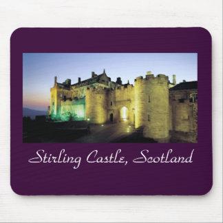 Stirling Castle at Dusk  Mousepad