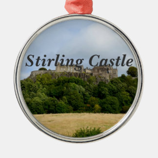 Stirling Castle Christmas Ornament