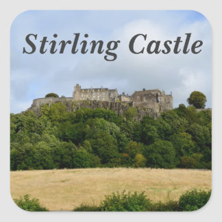 Stirling Castle Stickers