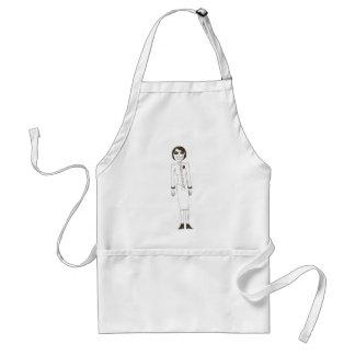 Stitch creepy standard apron