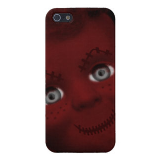 Stitched Up Psycho Living Dead Doll iPhone 5 Cases